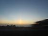 Check out this sun pillar