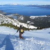 Messy & Tahoe off of Tallac