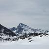 A nice view of Mt. Dana and Dana Couloir