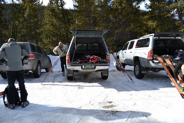 3-16-11 Mt. Guyot Ski Tour