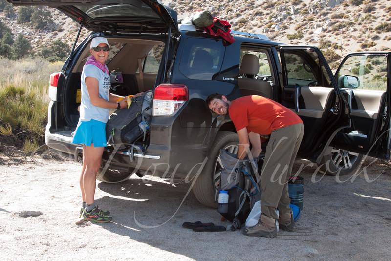Mt Williamson Trip, Sept 2012