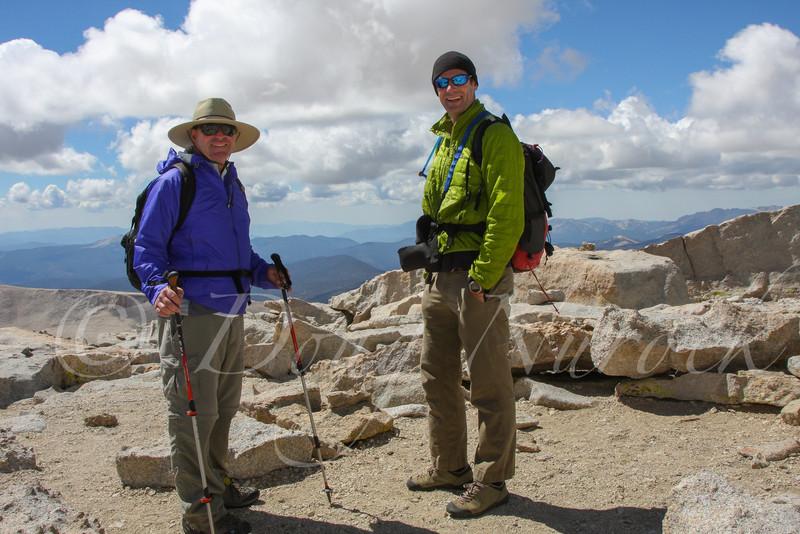 Mt Langley Trip, Sept 2012