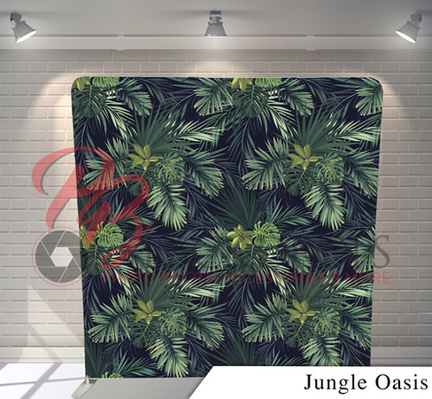 JUNGLE OASIS (SF & NYC)
