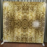 Backdrop 2 - Glitter Gold