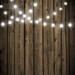 Backdrop 6 - Dark Wood Lights