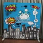 Backdrop 5 - Kids Cartoon