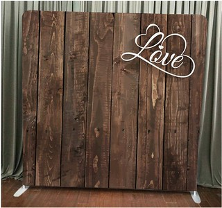 Dark Wood with Love