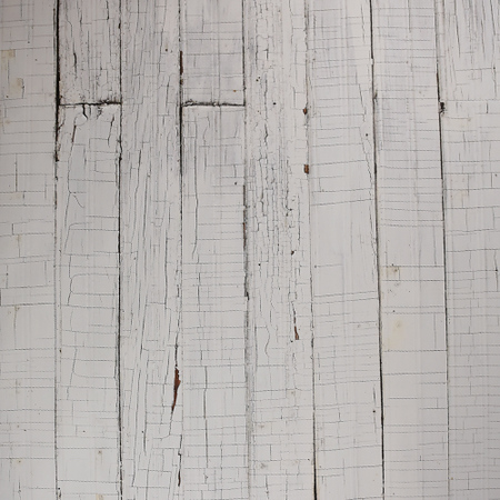 Cracked White Wood
