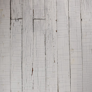 Cracked White Wood