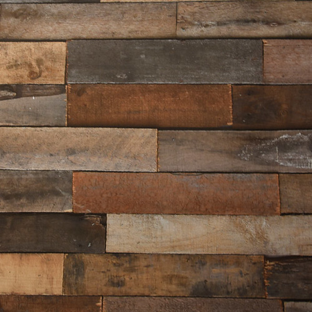 Multi Brown Textured Wood