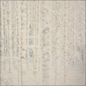Winter White Trees