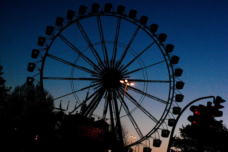 Luna park, Hamburg, Germany, 2012