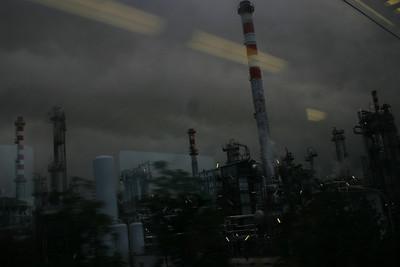 Oil refinery, Senigallia, Italy, 2005