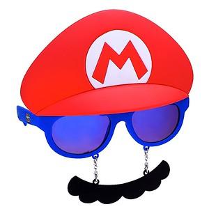 Mario Mustache