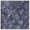 Silver-2 Rosette Background