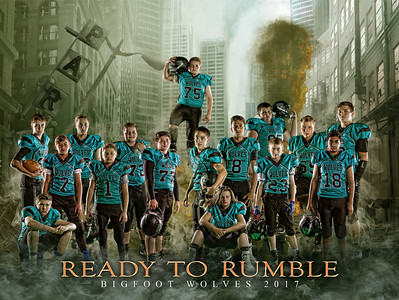 Ready To Rumble Main Template
