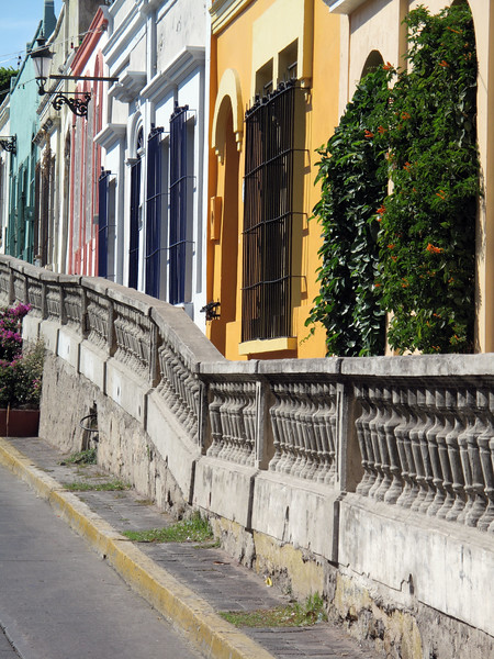 Street in Mexico