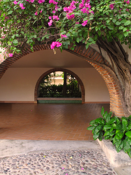 Mexican Archway