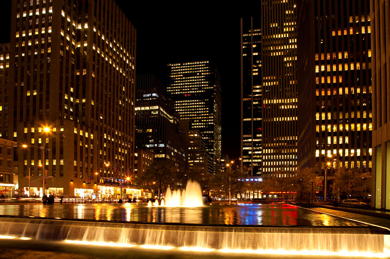 Fountain-in-the-City