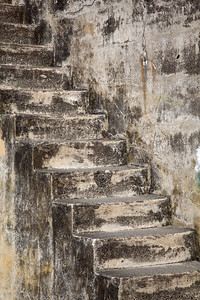 Eroded Stairs