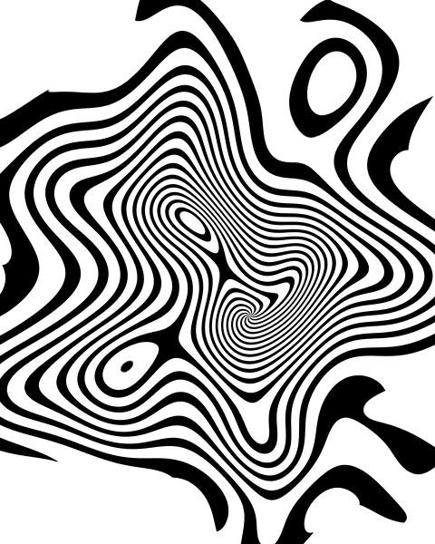 abstract zebra texture