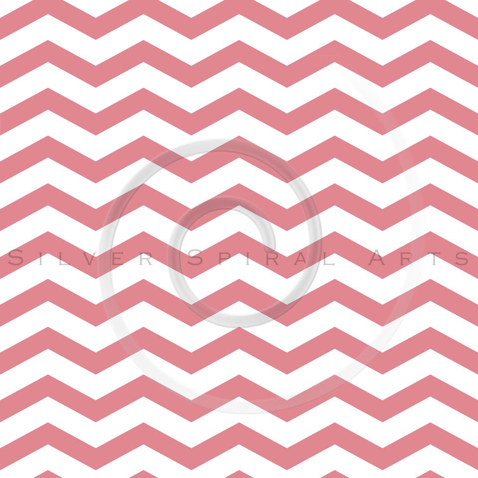 Strawberry Ice Pink and White Chevron Pattern Chevrons Texture Zig Zag Background