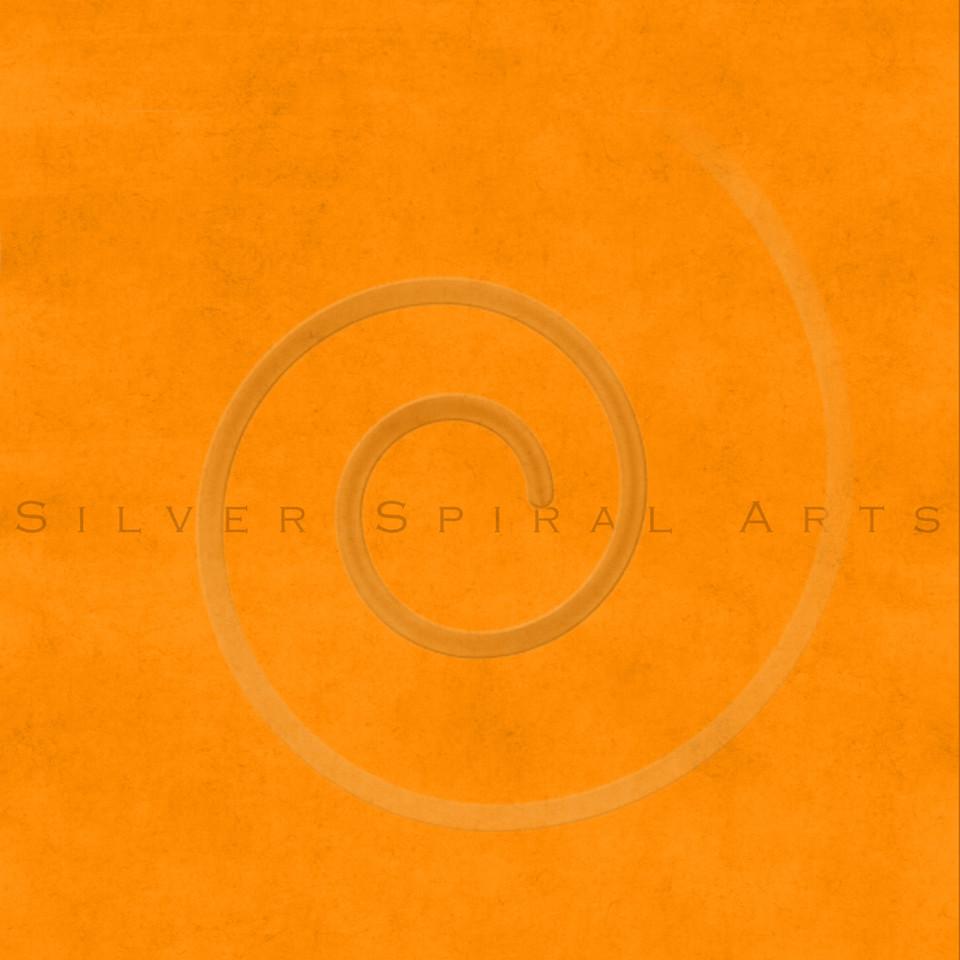 Vintage Halloween Orange Buckskin Parchment Paper Background