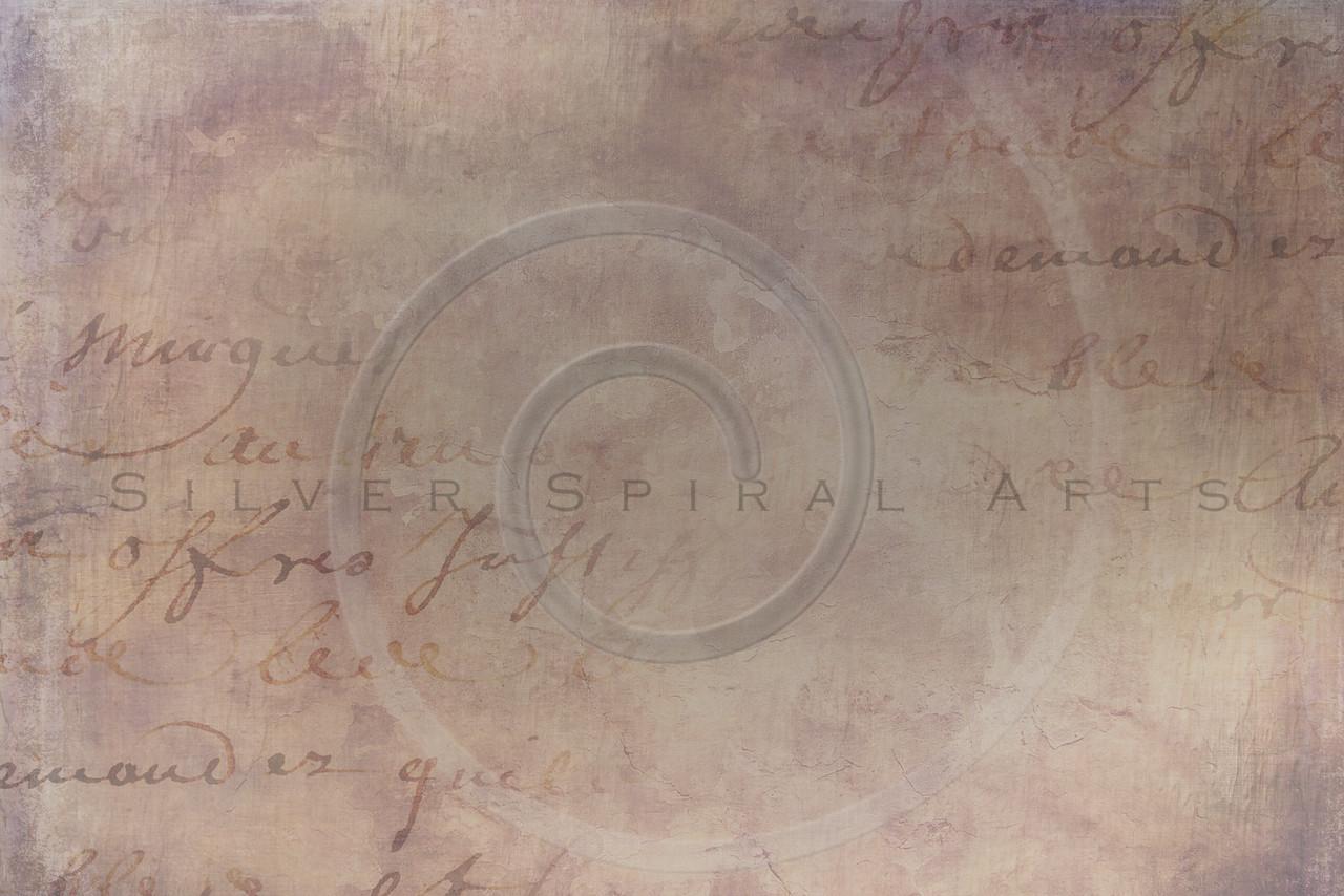 Background Collage of Vintage Paper Paint Antique Text