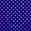 Hot Pink Violet Dark Blue Metallic Foil Polka Dot Pattern Swiss Dots Texture Paper Background