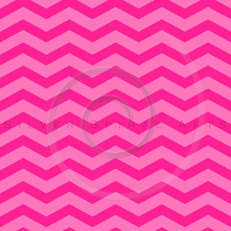 Pink on Pink Chevron Pattern Chevrons Texture Zig Zag Background