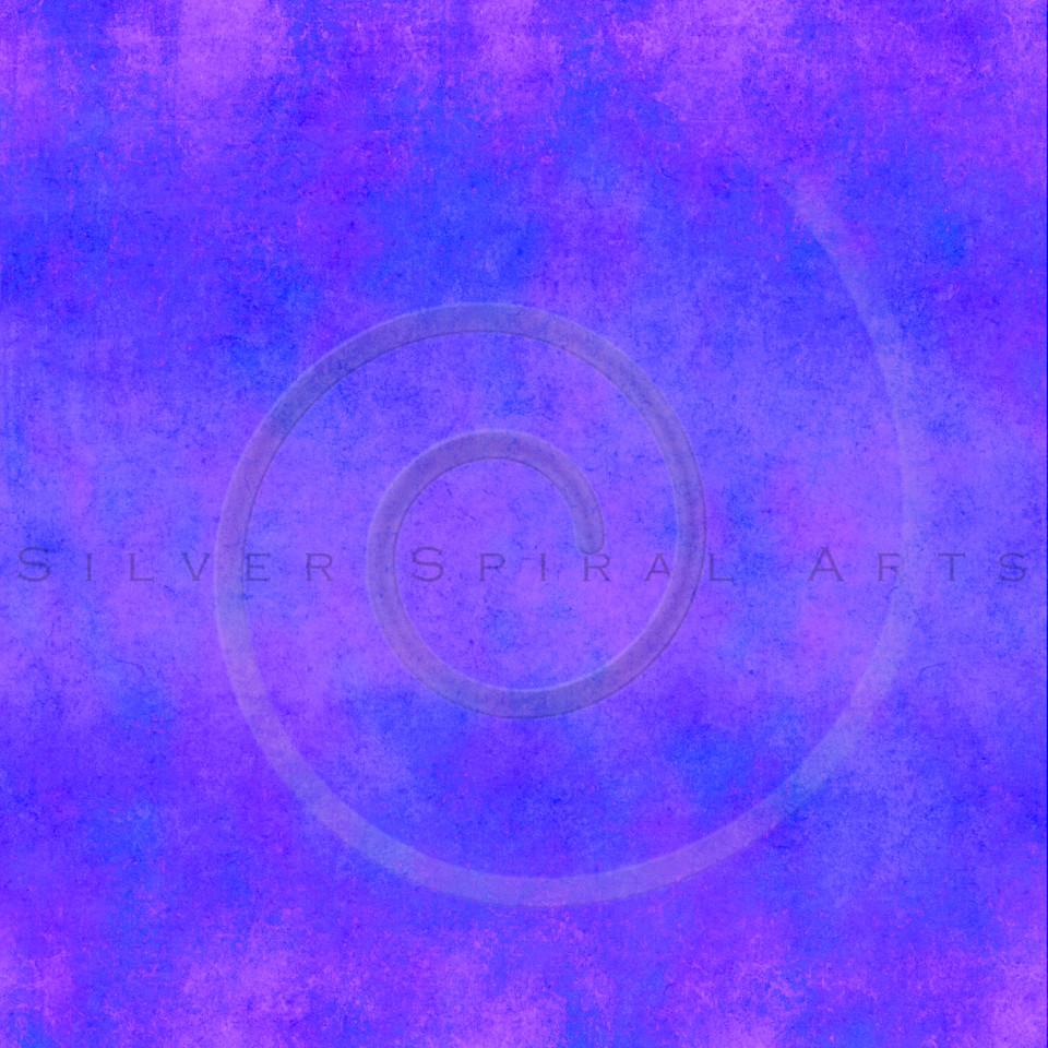 Vintage Purple Blue Orchid Buckskin Parchment Paper Background