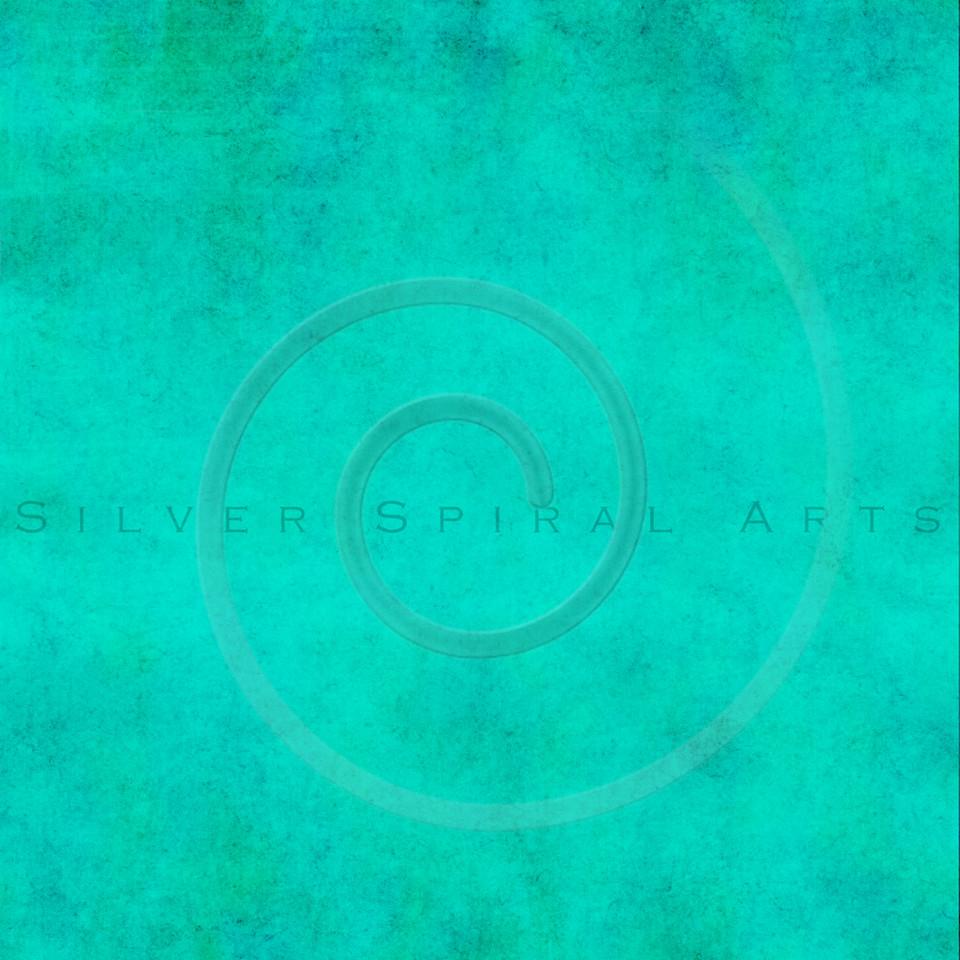 Vintage Aqua Blue Green Turquoise Buckskin Parchment Paper Background