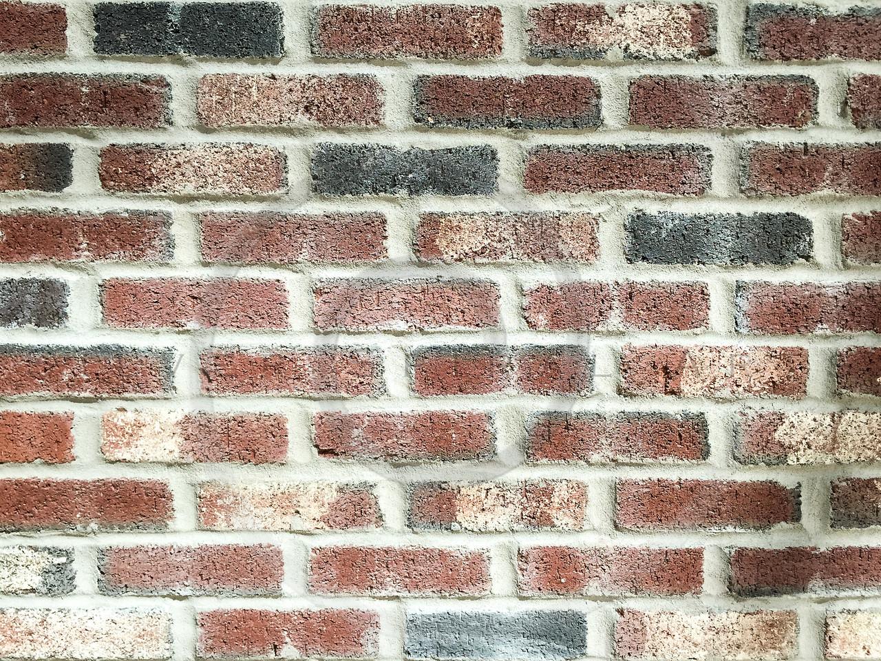 Grey Red Brick Wall Background Texture Gray White Grunge Bricks