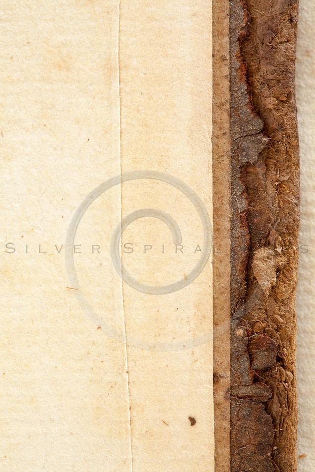 1700s Retro Vintage Parchment Lined Paper Background
