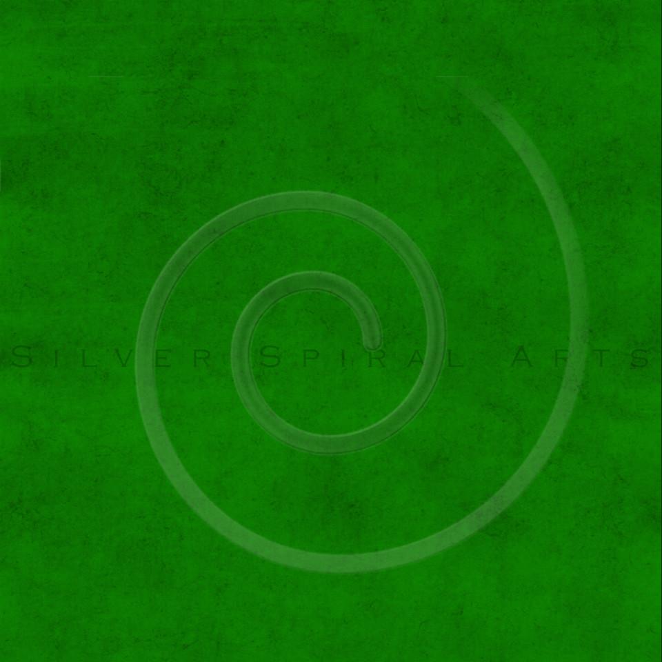 Vintage Christmas Green Buckskin Parchment Paper Background