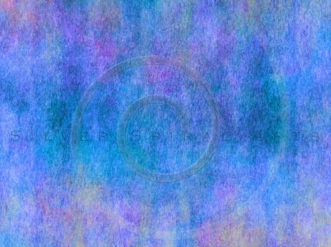 Teal Aqua Blue Purple Watercolor Paper Texture Background