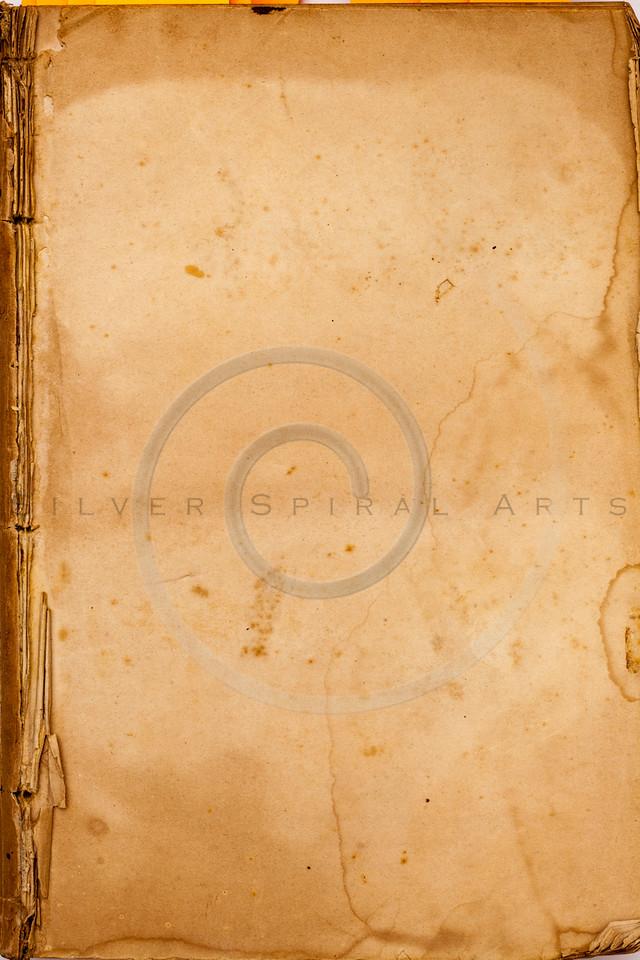 1800s Vintage Retro Parchment Paper Background