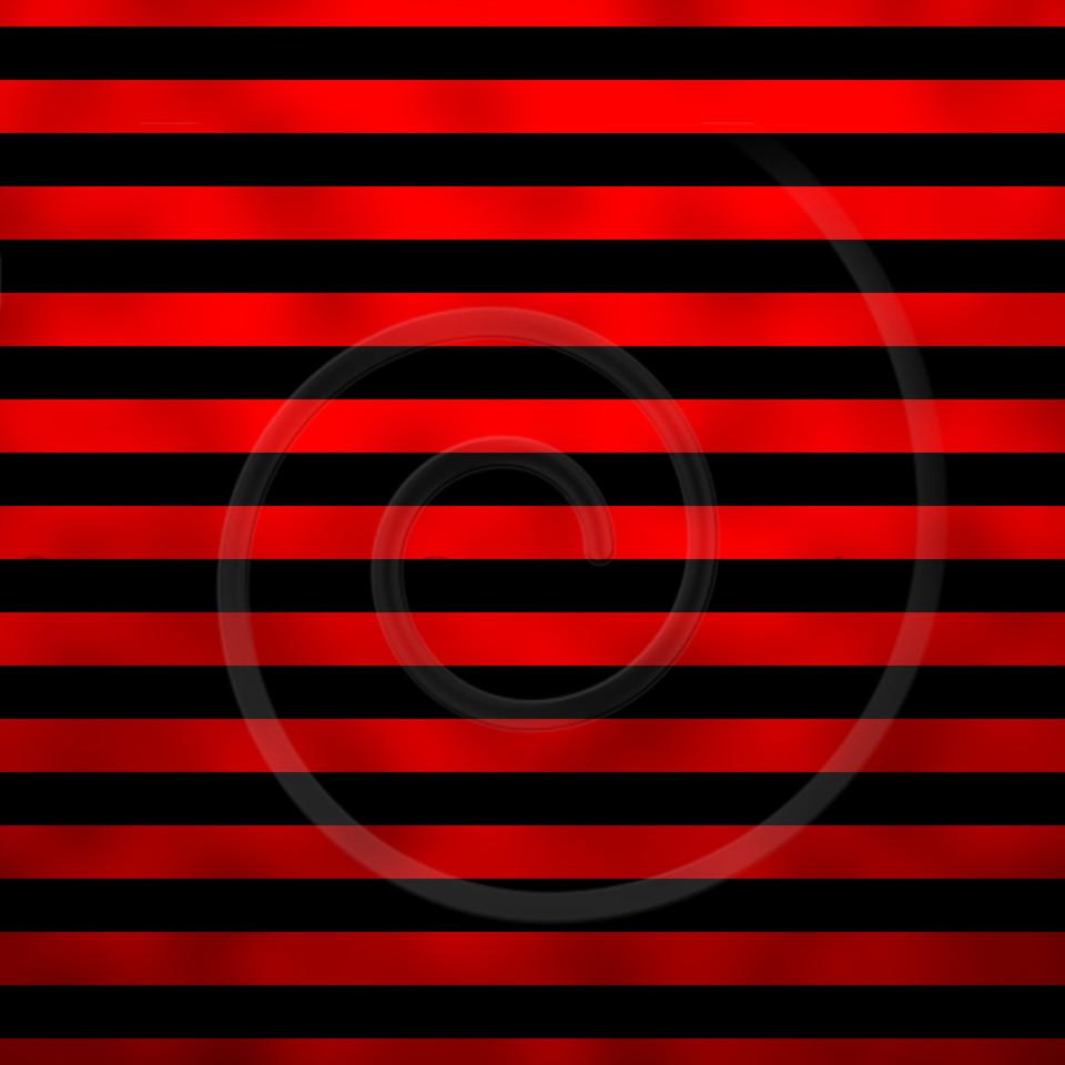 Red Black Metallic Faux Foil Horizontal Stripes Background Striped Texture