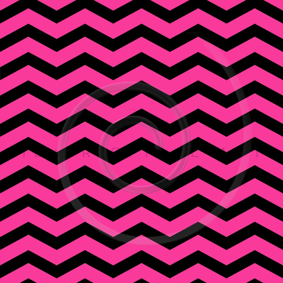 Pink Chevron Pattern on Black Chevrons Texture Zig Zag Background
