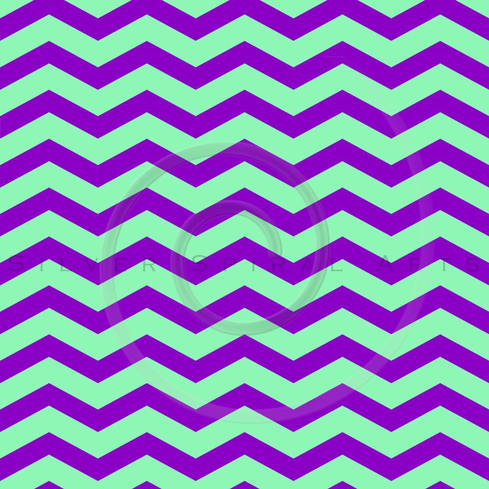 Purple Green Chevron Pattern Chevrons Texture Zig Zag Background