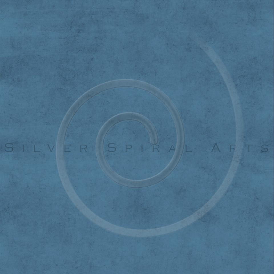 Vintage Steel Gray Blue Buckskin Parchment Paper Background
