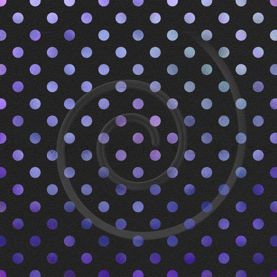 Purple Blue Black Polka Dot Pattern Swiss Dots Texture Digital Paper