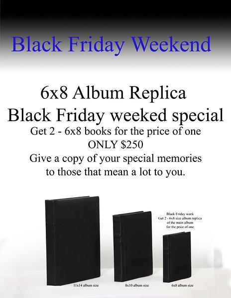 Black Friday weekend Albums