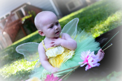 Tutus and fairy wings - available in assorted colors, styles and sizes from newborn to girls' plus size 18.