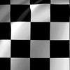 Clean checkered background
