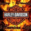 Motorcycle Logo-Harley-Davidson