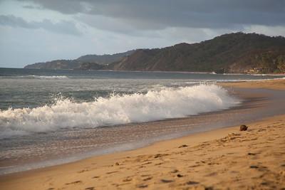 Beach Cloudy
