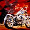 Motorcycle Sportster