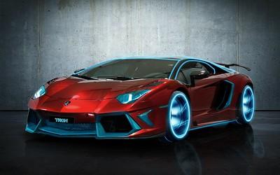 Car Lambo