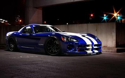 Car Dodge Viper